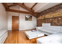 Globe Wharf - A modern two double bedroom apartment to rent with period feature and concierge