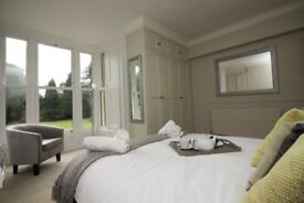 One, two and three bedroom short stay apartments/houses in Eastbourne Fully serviced including Bills