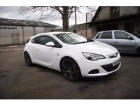 Vauxhall Astra GTC 1.4T 2014 *VERY LOW MILEAGE*