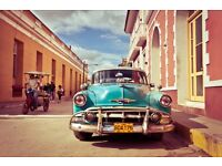 Return Flight Tickets from London Gatwick (LGW) to Havana (HAV), Cuba
