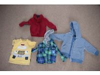 12-18 months boys clothes bundle (4 items)