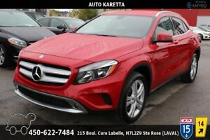 2015 Mercedes-Benz GLA-Class GLA250 AWD, NAVIGATION, PARKING SEN