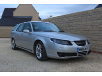 SAAB 95 Aero Hot Estate Automatic