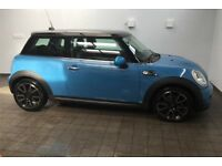 Mini Cooper Bayswater 1.6D (Olympics special edition with lots of extras)