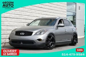 2010 Infiniti EX35 *CUIR*TOIT*8 ROUES COMPLETES*79000KM*