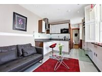 Top Luxury Studio flat with A/C in Marylebone, perfect for students and professionals.
