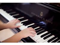 Piano Lessons/Tuition In Your Own Home
