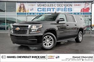 2018 Chevrolet SUBURBAN 4WD LS 8 passagers
