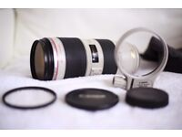 Beautifully kept Canon 70-200 2.8 IS ii mark 2 70-200mm not to be missed