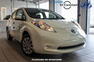 2015 Nissan LEAF S QUICK CHARGE, BAS KM !!!