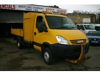 IVECO DAILY 65C 18 SINGLE CAB TIPPER – 10-REG