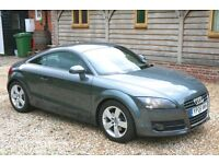 AUDI TT TFSi Exclusive Line. One Lady owner, FULL Audi Main Dealer Service History