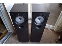 KEF Q35 SPEAKERS ..IN BLACK..GOOD CONDITION