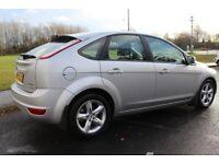 2009 Ford Focus 1.8 TDCi Zetec 5dr Low Mileage Only 59,000 Ex-Condition £3495
