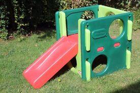 Little Tikes Junior Activity Gym / Slide in excellent condition, RRP £90