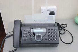 sharp fax machine vgc