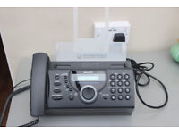 sharp fax machine vgc
