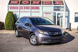2014 Honda Odyssey SE * 8 places * Caméra de recul * Nouveau