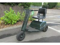 Pennine single seater golf buggy £695