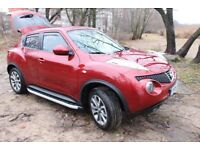 Nissan Juke Tenka 1.6 auto petrol, 7,555 miles only!!! Left Hand Drive. Perfect for Export!!
