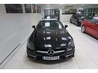 MERCEDES-BENZ SLK 2.1 SLK250 CDI BlueEFFICIENCY AMG Sport 7G-Tronic Plus 2dr (start/stop) Au 2014