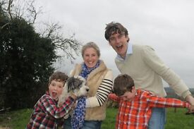 Live-In, Country Loving, Mother's Help Required in Shropshire to look after 2 boys, house & pets