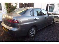 Spares or Repair Seat Cordoba STDI 2004 Diesel MOT Failure £370