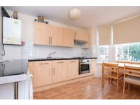 A SMART AND WELL PRESENTED TWO DOUBLE BEDROOM TWO BATHROOM FLAT TO RENT ON MARMION ROAD, BATTERSEA
