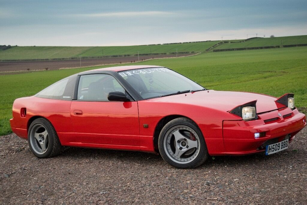 price drop 1991 nissan 200sx s13 stage 2 fresh rebuild in north berwick east lothian. Black Bedroom Furniture Sets. Home Design Ideas