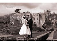 WEDDING PHOTOGRAPHER DEVON £549 WHOLE DAY OR HOURLY RATE.