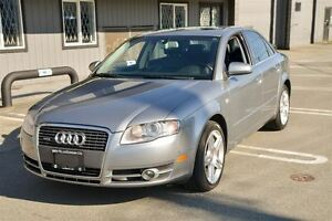 2007 Audi A4 2.0T JUST REDUCED!!