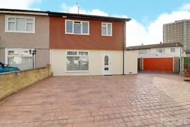 Spacious Refurbished 3 Bed end of terrace House