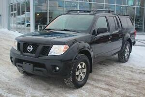 2012 Nissan Frontier PRO-4X*OFF ROAD*4X4*BLUETOOTH*AC*TOIT*CRUIS