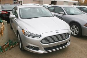 2014 Ford Fusion SE AWD, LTHER, S/ROOF, NAV ECOBOOST