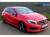 🔷🔹 2014 Mercedes A-Class A180 CDI BlueEFFICIENCY AMG Sport 5dr🔹🔷
