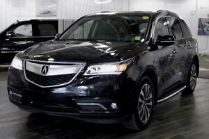 2014 Acura MDX Navigation Pkg., Back up Camera, Sunroof, Clean H