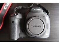 Canon EOS 5D Mark III Digital SLR Camera - LOW shutter count & accessories
