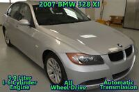 2007 BMW 328 xi, LEATHER, BLUE TOOTH, AWD