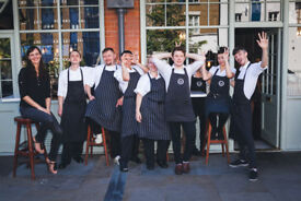 ENTHUSIASTIC KITCHEN PORTER AT WRIGHT BROTHERS SPITALFIELDS, LONDON, FULL-TIME POSITION