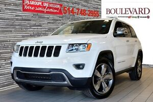 2015 Jeep Grand Cherokee Limited+CUIR+CAMÉRA