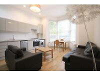 Bright & Spacious 3 double beds, large open plan reception, modern fully fitted kitchen & Bathroom