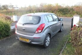 Hyundai i20 2012 Premium - Excellent condition, female owner, many features