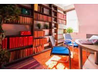 Affordable + flexible Coworking / Shared office space in Chiswick - desk space from £65 /month + VAT