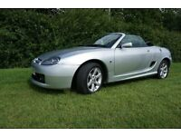 MG TF 1800 convertible 2003 low mileage