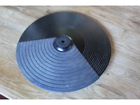 Electronic Cymbal Session Pro Alesis Roland Electric 2 Available