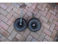 carp porter tri wheels