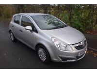 2009 Vauxhall Corsa 1.3 CDTI ecoFLEX, Low Mileage, 1 Owner from NEW, Full Service History, HPI Clear