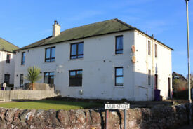 2 Double Bedroom Ground Floor Flat - Muir Street Kirriemuir, DD8 5DQ