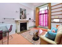 Leinster Square W2: One Bedroom Flat/ Spacious Kitchen/ Large Living Space/ Available Now/ Furnished