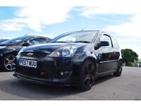 Ford Fiesta ST - ST150 - MK6 Facelift - K&W coilovers - K&N induction - TRC splitter and diffuser